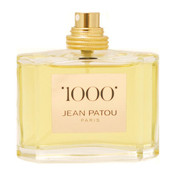 1000 TW10002.5EDT JEAN PATOU by JEAN PATOU 2.5 OZ EAU DE TOILETTE SPRAY WOMEN TESTER