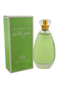 Always With You Sergio Tacchini 3.3 oz EDT Spray Women Launched by the design house of Sergio Tacchini i
