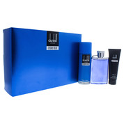 Alfred Dunhill I0085210 Desire Blue Launched by the design house of in the year 2002. This aromatic fragrance has a blend of litchi, mandarin orange, lotus, bergamot, orange, brazilian rosewood, sea notes, tonka bean, amber, musk, and benzoin.