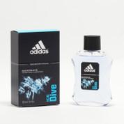 Adidas 20976403 ICE DIVE MEN- EDT SPRAY 3.4 OZ