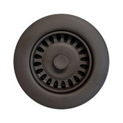 Houzer 190-9564 Preferra Disposal Flanges, Oil Rubbed Bronze Color Oil Rubbed Bronze