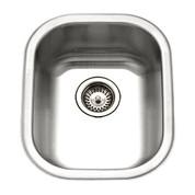 Houzer Club Houzer Club medium bar/prep sink, 7 IN deep 18 ga Stainless Steel CS-1407-1