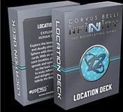 Modiphius Entertainment MUH050275 Infinity: Location Deck
