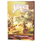Modiphius Entertainment MUH051546 JCM: John Carter of Mars: Players Guide