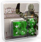 Modiphius Entertainment MUH051670 JCM: Thark Dice Set