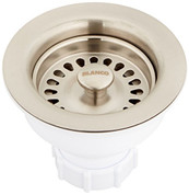 Blanco Accessories: Decorative Basket Strainer - Stainless Stainless Steel Blanco 441093