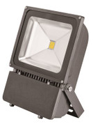 MONUMENT LED FLOODLIGHT WITH ALUMINUM HOUSING, BRONZE, 9-3/16X11-3/16X5-3/16 IN., 1 100-WATT LAMP (INCLUDED) 2467577