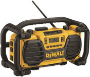DEWALT WORKSITE RADIO AND BATTERY CHARGER 814003