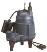 MYERS .4 HP CAST IRON SUMP PUMP 521038