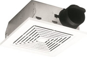 BROAN BATH DELUXE BATH EXHAUST FAN 70 CFM 3 IN. DUCT 653007