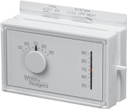 Emerson Climate-White Rodgers 1F56N-444 24v 1H1C SnapAction Horizontal