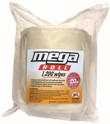 GYM WIPES MEGA ROLL REFILL 1200 COUNT 133758