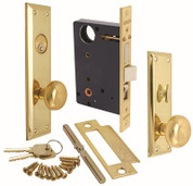 MARKS MORTISE LOCK, LEFT HAND 86-2710