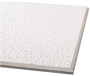 ARMSTRONG® ACOUSTICAL CEILING TILE 1732 FINE FISSURED HUMIGUARD PLUS TEGULAR, 24X24X5/8 IN., 16 PER CASE 1028740