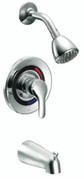 CLEVELAND FAUCET GROUP BAYSTONE TUB & SHOWER TRIM KIT CHROME 103857