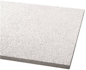 ARMSTRONG® ACOUSTICAL CEILING TILE CIRRUS SQUARE LAY IN, 48X24X3/4 IN., 533B 299081