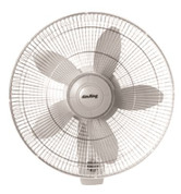 AIR KING OSCILLATING FAN, WALL MOUNT, 3-SPEED, 12 IN. SX-0463362