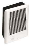 COM-PAK PLUS FAN HEATER 1000 WATTS, 240 VOLTS, WHITE 507034