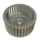 "21438U BLOWER WHEEL FOR AFII 100 & 150 4-1/2"" X 2 "" 35727"