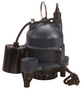 MYERS 1/3 HP RESIDENTIAL SUMP PUMP 521254