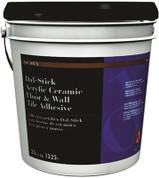 DALTILE 1028349  DAL-STICK ACRYLIC CERAMIC FLOOR & WALL TILE ADHESIVE, 3.5 GALLONS (1/EA)