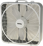 AIR KING NON-OSCILLATING BOX FAN, COMMERCIAL GRADE, 3-SPEED, 120 VOLTS, 20 IN. 70-0751