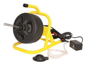 SPEEDWAY CABLE DRUM DRAIN CLEANING MACHINE 1/4 IN. X 50 FT. 211320