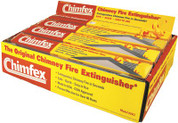 CHIMFEX CHIMNEY FIRE EXTINGUISHER, 8 PACK 270657