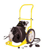 COBRA PRODUCTS ST-4540 SPEEDWAY CABLE DRUM DRAIN MACHINE