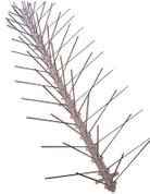 BIRD X BIRD SPIKES, STAINLESS STEEL, REGULAR WIDTH, 50 FT. 2464662