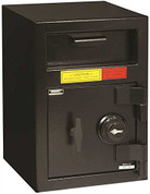 "AMSEC ""B"" RATE FRONT LOAD DEPOSITORY SAFE WITH COMBINATION LOCKU000264 U000264"