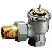 "V110E1012  THERMOSTATIC VALVE BODY 3/4"" ANGLE  1470"