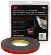 3M MMM6397 6397 0.5 Gray Foam Tape Automotive Acrylic Plus Attachment Tape 06397, 0.5 in. X 10 Yds, 60 Mil