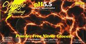 Orange Lightning Large Orange Nitrile Gloves BLGOR-L