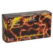 Orange Lightning XXLarge Orange Nitrile Gloves BLGOR-XXL