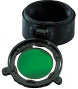 """STREAMLIGHT, INC."" STL75117 Streamlight 75117 Flip Lens for Stinger, PolyStinger, Stinger XT, Stinger LED, Stinger DS LED and TL-3, Green"