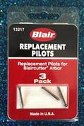REPLACEMENT SPOTWELD PILOT 3/PK BLR13217