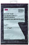 3M MMM37447 Scotch-Brite HP-HP Non-Woven Aluminum Oxide Hand Pad - Very Fine Grade - 6 in Width x 9 in Length - Package Type: 3 Pack - 37447 [PRICE is per PACK]