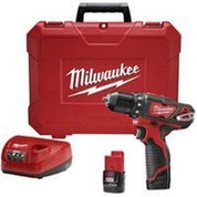 MILWAUKEE M12™ 3/8 DRILL/DRIVER 103033 Drill and fasten up to 35% faster with the only t