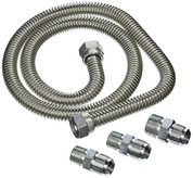 GE® 48 IN. UNIVERSAL GAS RANGE INSTALL KIT 1031318 Safely and easily install any gas range with a co