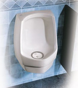 WES-1000 1001000 SLOAN WATER FREE URINAL WITH CARTRIDGE SLOAN VALVE COMPANY 241717