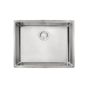Franke CUX11021 Cube 18G Stainless Steel Single Bowl Kitchen Sink