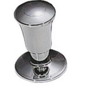 """Franke 900P-SN27 900P Universal 3 1/2"""" Pop-up Sink Strainer Basket Lever, Chrome"""
