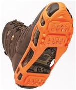STABILICERS™ WALK ICE TRACTION GEAR, STRETCH ON, ORANGE, LARGE 32 North Corp WALK-300-03 3553457