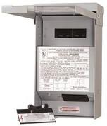 AC/HEATING DISCONNECT WITH GFCI, RAINTIGHT, NON-FUSED, 60 AMP EATON DPU222RGF20ST 3573200