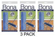 "Bona AX0003053 PAD, MICROPLUS CLEANING  4""X15"" BLUE BK-3053"