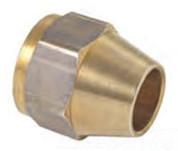 41S-8 1/2 OD SHORT FLARE NUT BRASS CRAFT MFG. COMPANY 6291 6291