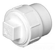 105X 1-1/2 FTG END C/O PVC DWV CHARLOTTE PIPE & FOUNDRY COMPANY 9037 9037