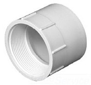 101 4in PVC DWV SXF ADAPTER CHARLOTTE PIPE & FOUNDRY COMPANY 8924 8924
