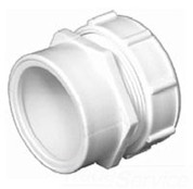 103P 1-1/2X1-1/4 FTG TRAP ADAPTER PVC DWV CHARLOTTE PIPE & FOUNDRY COMPANY 8942 8942